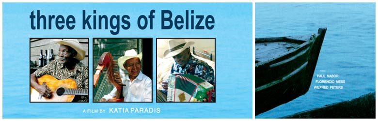 Three Kings of Belize - Katia Paradis